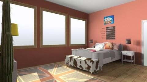 Alias bedroom 1 - Modern - Bedroom - by Aliahamr