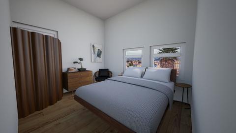 Brandon Bedroom - by Brandon Clark