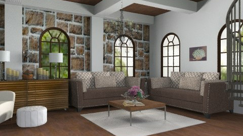 aaa ccc - Country - Living room - by Cejovic Andrijana