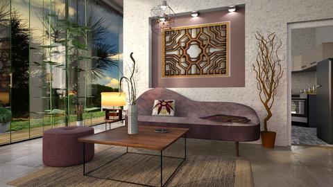 Expat Apartment - by ZsuzsannaCs
