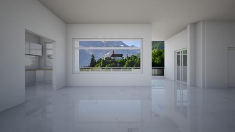 5 - Minimal - Living room - by raissasevero