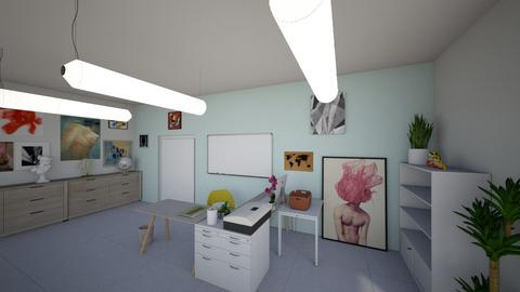 dream classroom - Eclectic - by AudraLoz