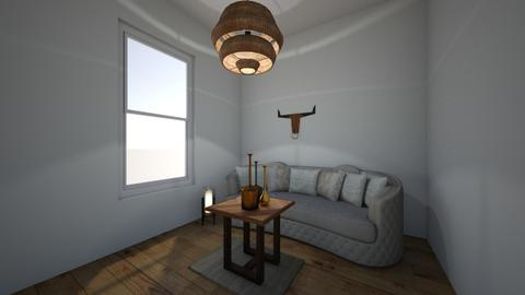 western - Living room - by Laer5402