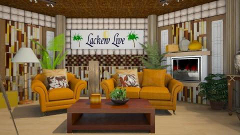 TalkShow Studio - Office - by Lackew