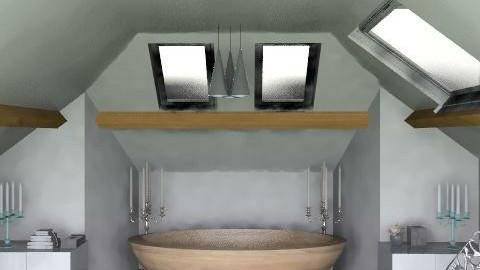 LuxeBath - Glamour - Bathroom - by camilla_saurus