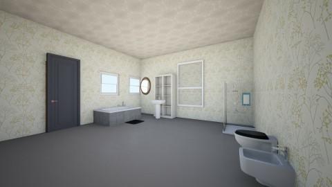 Bathroom - Bathroom - by Matylda Mazur