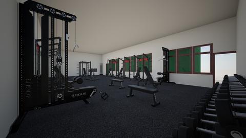 Hoover Weight Room 1 - by rogue_9ec7773da294ba8382f1a818e2676