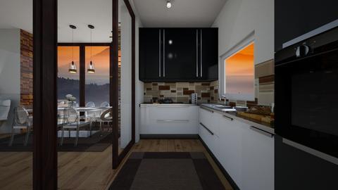 sanjska2 - Kitchen - by seldina