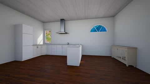 back - Kitchen - by jdenae3