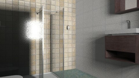 Leila's - Eclectic - Bathroom - by ragazza28