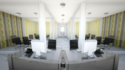 Office Space - Modern - Office - by nicquo40