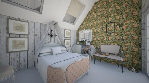 tiny 12 - Vintage - Bedroom - by Ripley86