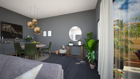 Modern Natural - Modern - Living room - by maja7591