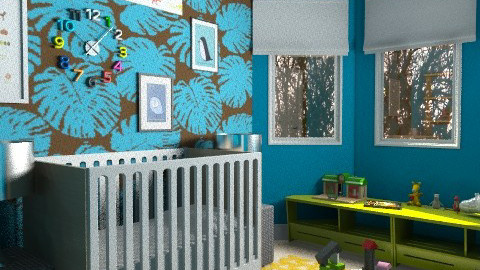 Henry - Eclectic - Kids room - by allysonrose