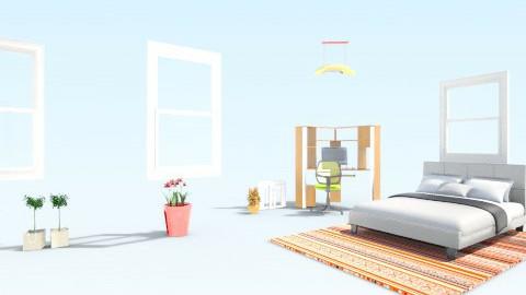 wow - Bedroom - by Syadi Abdul Hayyie