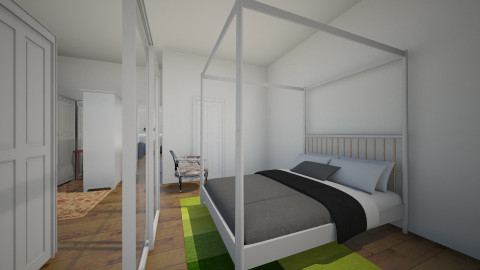 2nd floor BR - by sudhavmittal