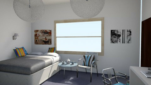 Studio Flat_New1 - Classic - by Vlad Tepes