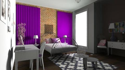 girly room - by Yoshi Yogataga