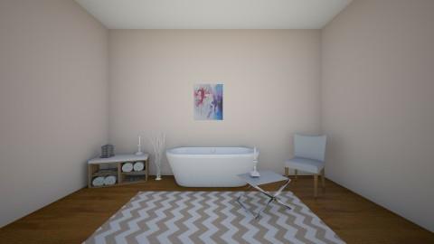 master bath - Classic - Bathroom - by Maddie Freeman