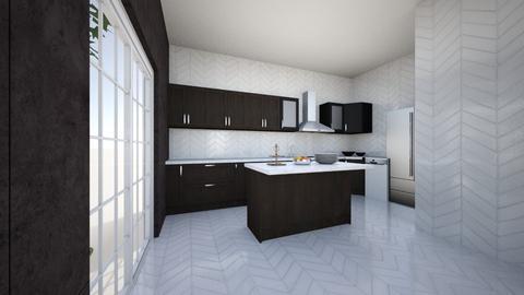 kitchen - Kitchen - by annejadetjenl