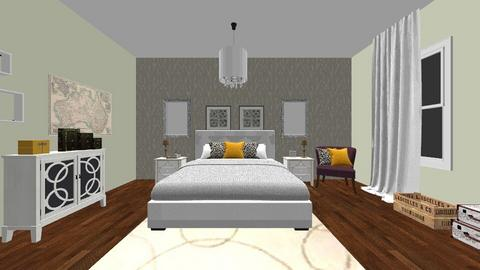 Bedroom 4 - Classic - by Ana Tomazet