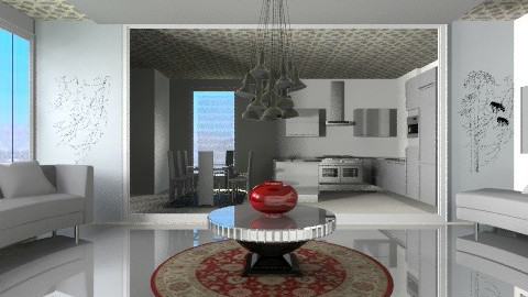 kit_live_dine - Classic - Kitchen - by faar70