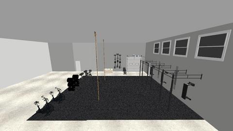 177 drill hall gym - by rogue_7f8ad8fe5e71457b3baa7888b1ed0