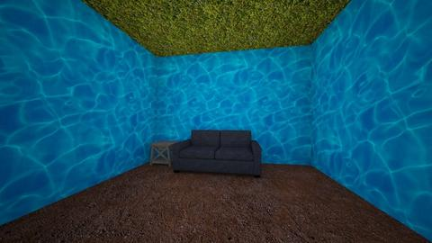 Ben room - Garden - by Alyssabear