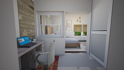 Maya Bed 6A - Bedroom - by puckermate1