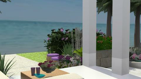 Beach Holiday - Modern - Garden - by Open Spaces