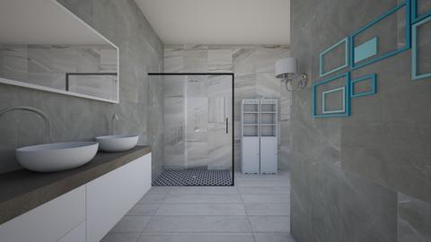 no - Bathroom - by kamonwan