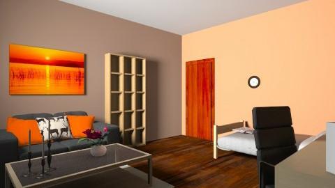 kuba225 - Bedroom - by kuba225