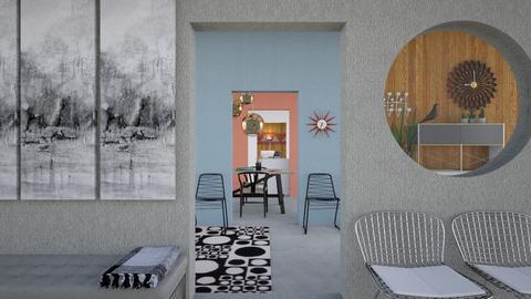 Modern Office - Modern - Office - by HenkRetro1960