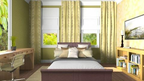 7859 - Vintage - Bedroom - by mendes