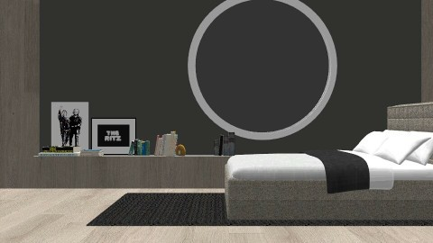 WOOL - Masculine - Living room - by DMLights-user-1055480