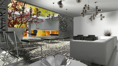 modern - Minimal - Living room - by Talles Paganotti