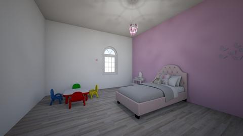 kids  - Bedroom - by ana clara garcia
