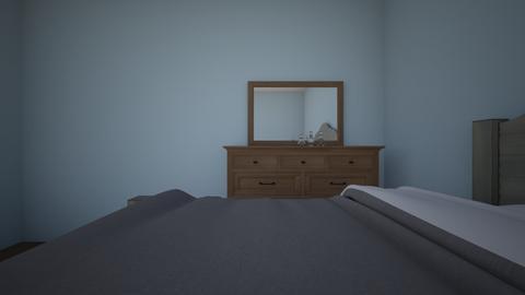 Bedroom  - Bedroom - by jjone09
