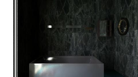 bathsroom - by lissettemarysol