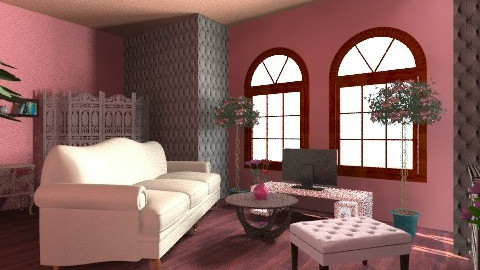 Narsic - Modern - Living room - by Dyka33