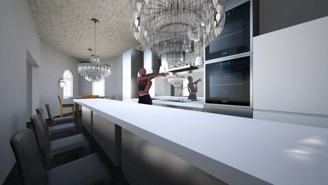 Cavon Brewer HouseProject - Classic - Kitchen - by cbthe3