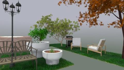 granden - Classic - Garden - by Agnieszka11