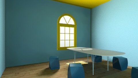 dwr ex - Dining room - by autotester