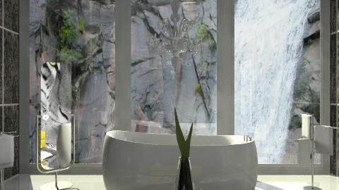 Tranquil Bath - Modern - Bathroom - by Marcus little