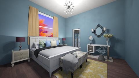 Teenage Bedroom - by Tess Ross