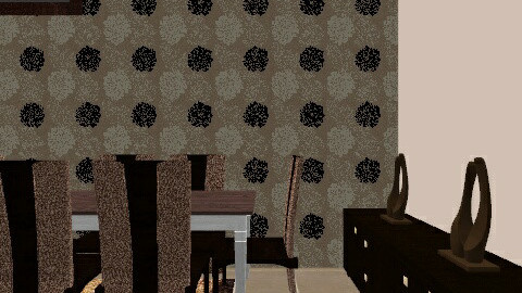 dining - Dining room - by EsRaa Mohamed