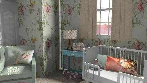 Lottie - Eclectic - Kids room - by allysonrose