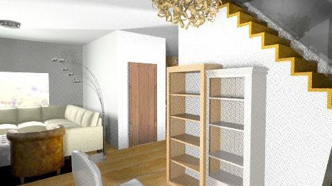 Sala V4 - Classic - Living room - by SuperRigoni