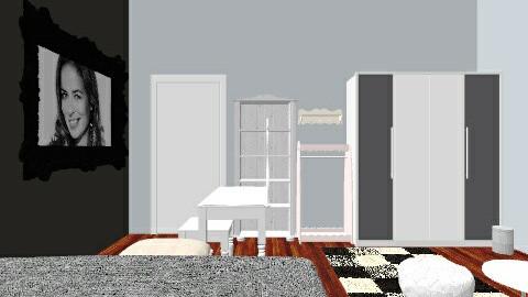My bedroom - Retro - Bedroom - by Nevermind