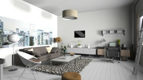 cerosz home - Modern - Living room - by desireh